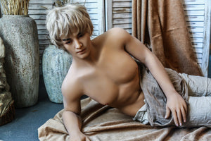 QITA 180cm Strong charm male sex doll Charles - lovedollshop