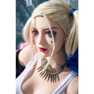 Realistic Anime Sex Doll Lolita Cosplay Robot Special Price Harley Quinn - lovedollshop
