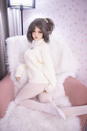 SanHui 156cm huge breasts elf pure sex doll -Miru - lovedollshops.com