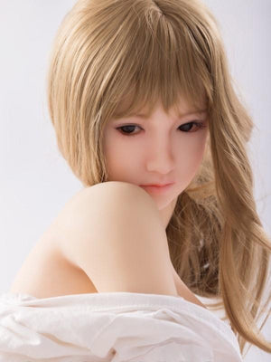 SanHui Asian 173cm brown hair sexy curvy sex doll -Miwu - lovedollshops.com