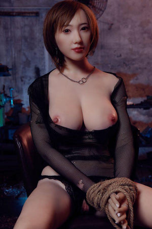 Sino 172cm 46kg SM big breast sexy tall slim long-legged sex doll-Jarry - lovedollshops.com