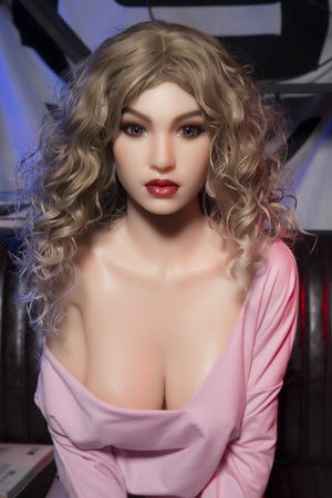 Sino Doll 152cm D cup pink curvy sex doll Mica - lovedollshop