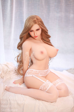 WM 156cm H cup Big Curvy Sex Doll | Dixie Fat Sex Doll - lovedollshop