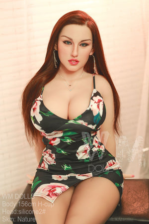 WM 156cm H cup - Cherry Baby young sexy lady shemale sex toys silicon doll realistic - lovedollshop