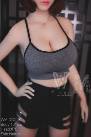 WM 161cm Thai Sex Doll plump sex doll Sunstra - realdollshops.com