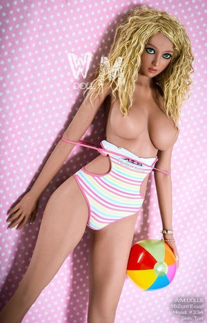 WM 162cm E Cup big breast Billie - realdollshops.com