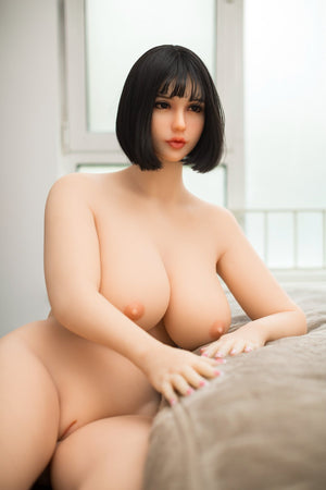 WM 168cm E cup Big Beautiful Beth realistic vagina man hand masturbation sex doll pussy big breast - lovedollshop