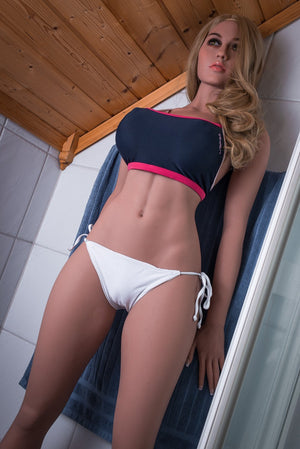 WM 170cm E cup blonde athletic sex doll Blake - lovedollshop