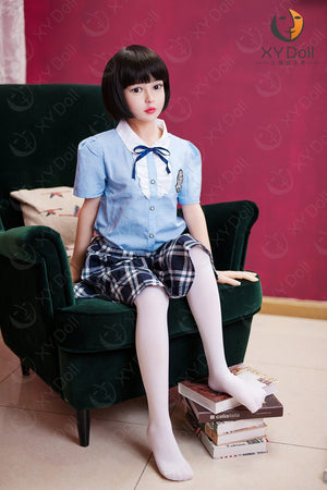 XY 152cm small breast Japanese sex doll Shangguanqian - realdollshops.com