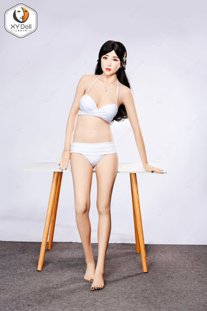 XY 168cm silicone head Asia sex doll - Huaxiangrong - realdollshops.com