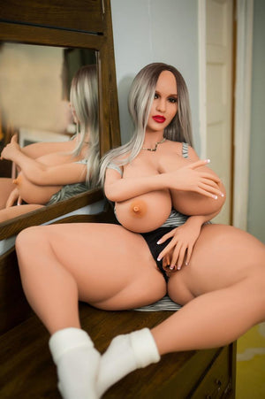 YL 146cm Voluptuous Mother Sex Doll Penny - realdollshops.com
