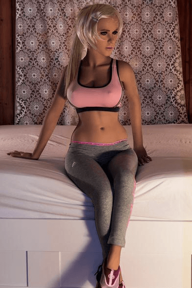YL 148cm D cup bonde bombshell sex doll Alabama - lovedollshop