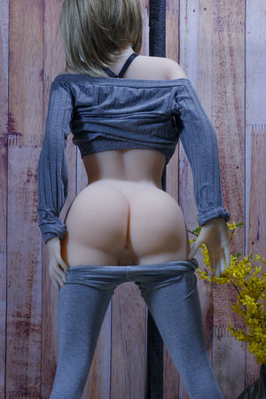 YL Dolls 155cm Curvy Sex Doll - Freckles - lovedollshop