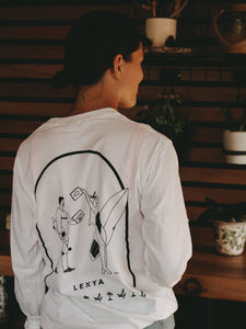 Lexy Front by Out of The - Longsleeve