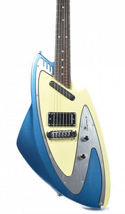 Eastwood Guitars Backlund Model 100 Blue Featured