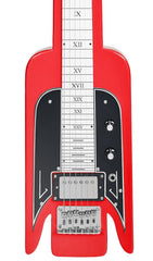 Eastwood Guitars Airline Lap Steel Red Featured