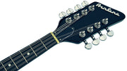 Eastwood Guitars Airline Mandola Black Headstock