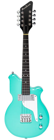 Eastwood Guitars Airline Mandola Seafoam Green Full Front