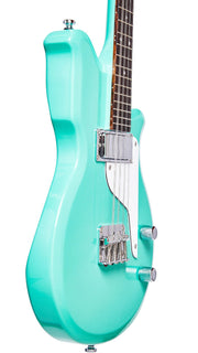 Eastwood Guitars Airline Mandola Seafoam Green Player POV