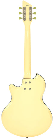 Eastwood Guitars Airline 59 Town & Country STD Vintage Cream Full Back