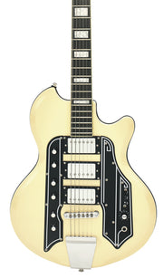 Eastwood Guitars Airline 59 Town & Country STD Vintage Cream Featured