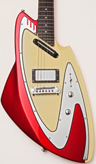 Eastwood Guitars Backlund Model 100 Red Featured