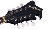 Eastwood Guitars Eastwood Mandola Sunburst Headstock