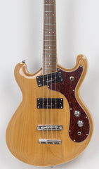 Eastwood Guitars Sidejack PRO JM Bass Natural Featured