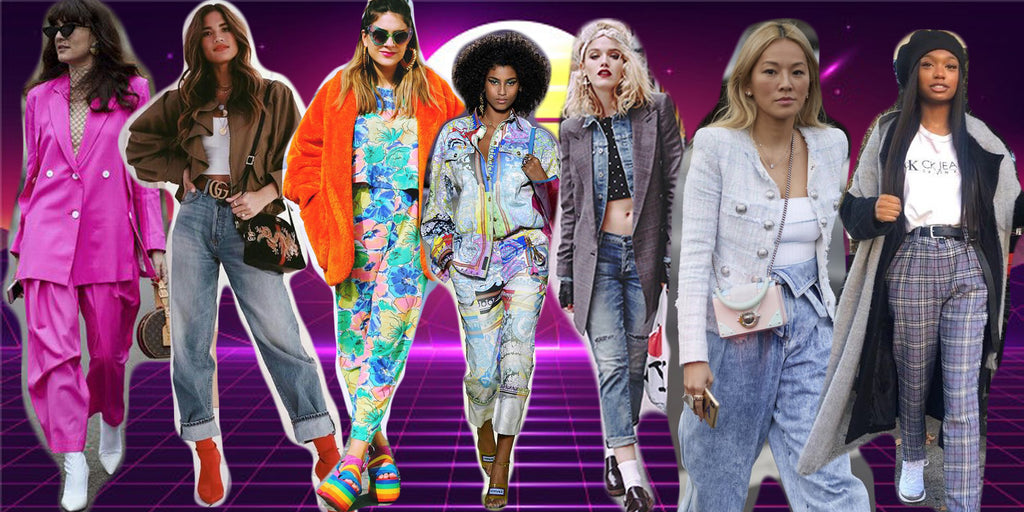 80S ARE BACK!