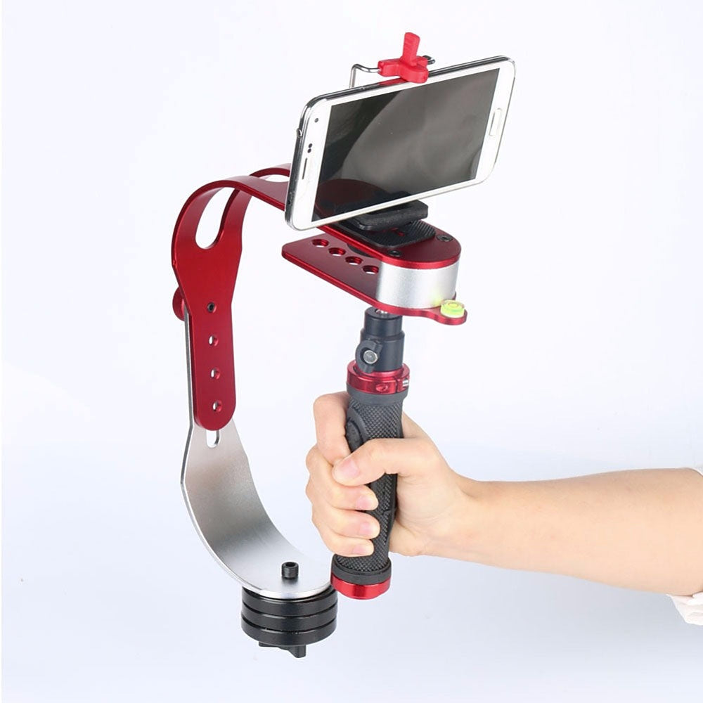 Handheld Stabilizer Video Camera Stedicam For Canon Nikon Sony Gopro Hero DSLR DV  sshy