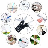 Multi Tool Knife Pliers Saw Kit Survival Fold Screwdriver Outdoor Camping Knives