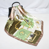 Fashion Personalized Gift Silk Scarf Ladies Exquisite Sunscreen Large Square Scarf