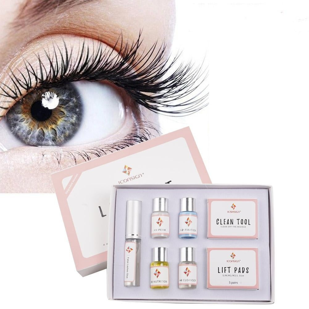1Set Eyelash Extension Perming Kit for Lashes Lifting For Women