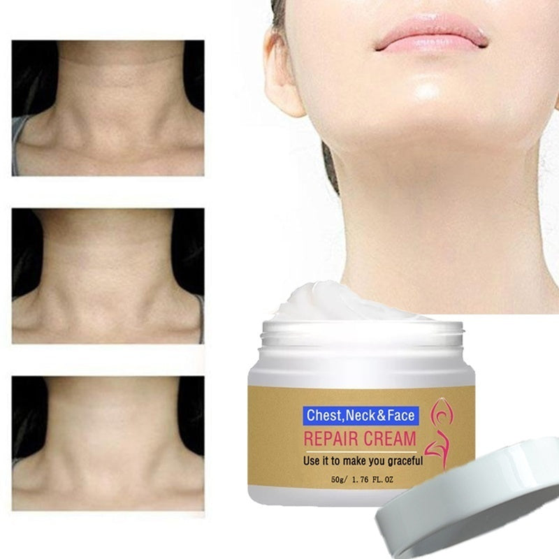 Anti-Wrinkle Whitening+ Firming Cream Anti-Aging Cream for Chest, Neck & Face