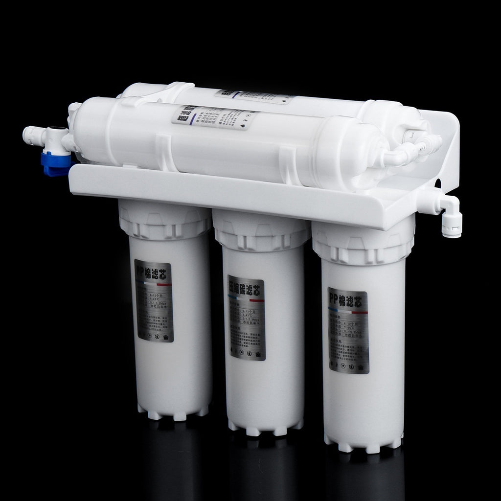 5 Stage Ultrafiltration Household Faucet Tap Water Purifier Filter Reverse Osmosis System Drinking Water Filtration System