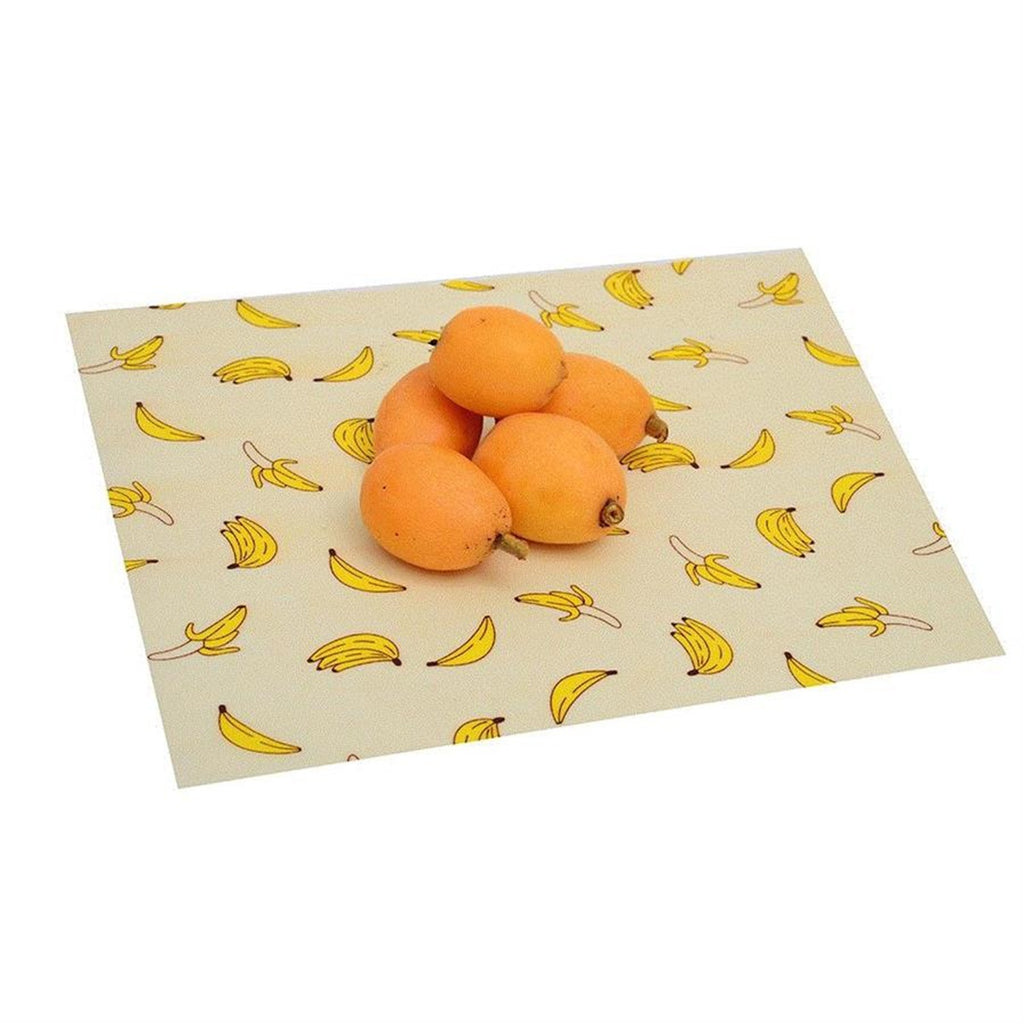 3Pcs/set (8'/11'/14') Beeswax Wrap Eco-friendly Wrapper Organic Reusable Food Wraps Non-Toxic & Plastic