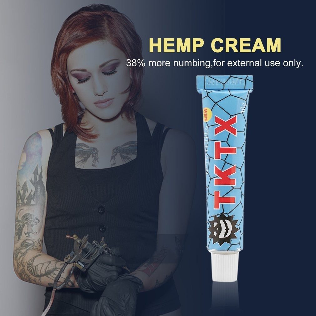 Fast More Numbing Cream Tattoo Body Anesthetic Fast Skin Numb Cream for Piercing Makeup Eyebrow Embroidered