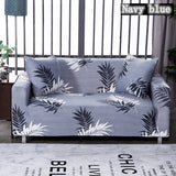 FORCHEER Spandex Elasticity Slipcover Stretch Sofa Cover for Living Room Elasticity Non-slip Couch Slipcover Spandex Case for Stretch sofa cushion 1/2/3/4 Seat