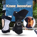 NEW Hot Fashion!!! 2/1PCS High Quality Adjustable Strap Elastic Patella Sports Support Brace Black Neoprene Knee Protector