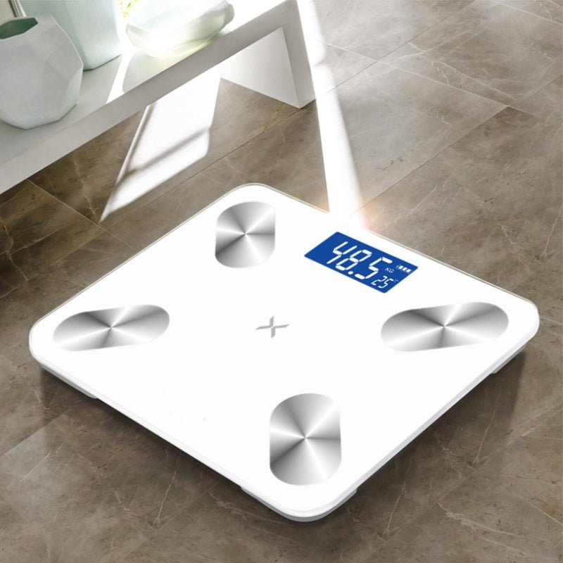 Body Fat Scale Floor Scientific Smart Electronic LED Digital Weight Bathroom Balance Bluetooth APP Android /IOS
