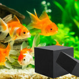 2Pcs /1Pcs Eco-Aquarium Water Purifier Cube Aquarium Cleaning Carbon Water Purifier Cube