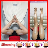 12Pcs/30Pcs Unisex Natural Health Professional Thigh Abdominal And Arm Fat Burning Sticker
