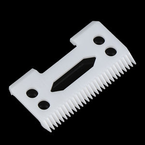 Ceramic Blade 28 Teeth with 2-hole Accessories for Cordless Clipper Zirconia FY