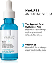 Load image into Gallery viewer, La Roche Posay Hyalu B5 Serum anti-arrugas 10ml