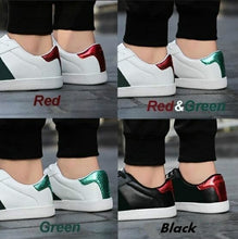 Load image into Gallery viewer, Men Casual Shoes 2020 Summer Pu Leather Shoes Breathable Casual Women's Walking Shoes Chaussure Homme