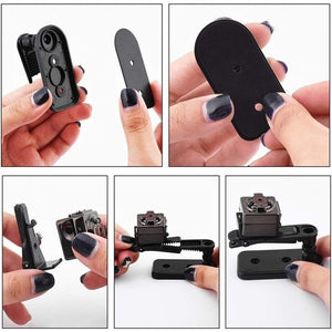 720P 1080P Full HD Micro Mini DV Camera IR Night Vision Wireless Tiny Camcorder