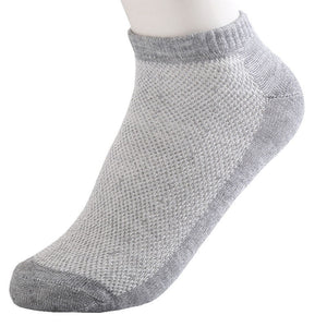 10pcs /4pcs / 2pcs Breathable Stretch Socks Classic Unisex Comfortable Socks Gifts