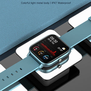 2020 Newest Smart Watch Men Heart Rate Sleep Monitor Waterproof Fitness Tracker Watch Women Smartwatch AS Amazfit GTS IWatch Series 5 for Iphone Android Smartphone