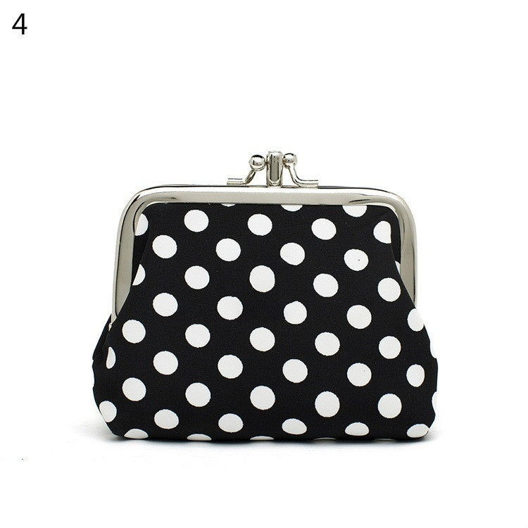 Canvas Women Coin Purse Small Mini Bag For Coin Plush Purse Wallet Girl Little Bag For Ladies Small Pouch Kawaii Children Wallet