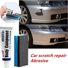 将图片加载到图库查看器,Simple Car Repair Car Body Compound Paste Set Scratch De-mark Abrasive Paint Care Auto Polishing Grinding Car Paste Polish Care Car Accessories